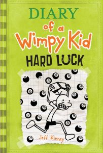 Diary of a Wimpy Kid Hard Luck (Paperback)