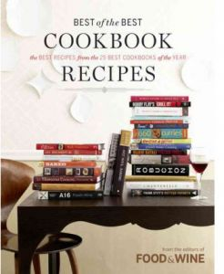 Best of the Best Cookbook Recipes [9781603200554]