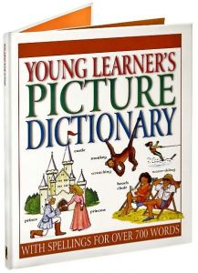 Picture Dictionary by Janet De Saulles and Kim Woolley - Paperback