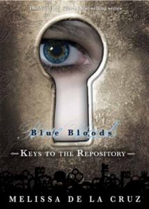 Keys to the Repository by Melissa de La Cruz and Michael Johnston - Hardcover