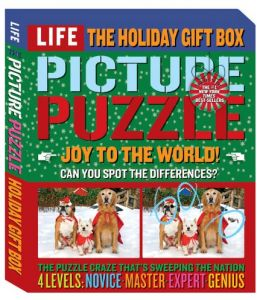 Life Picture Puzzle by Life Magazine - Paperback