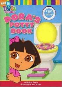 Dora's Potty Book by Melissa Torres - Hardcover
