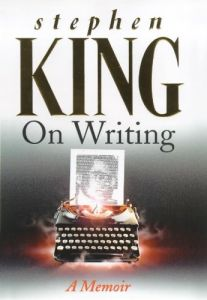 On Writing by Stephen King - Hardcover