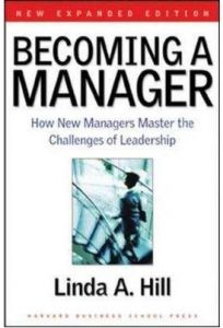 Becoming A Manager by Linda A. Hill - Audio CD