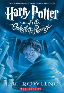 Harry Potter and the Order of the Phoenix by J. K. Rowling  - Paperback