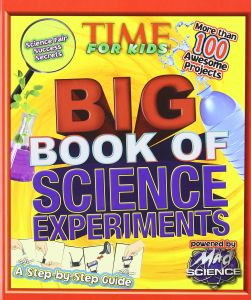 Big Book of Science Experiments by Time Magazines - Hardcover