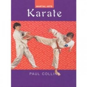 Martial Arts Karate by Paul Collins - Hardcover