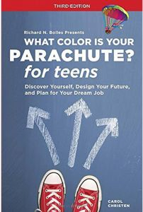 What Color is your Parachute? For Teens by Carol Christen - Paperback