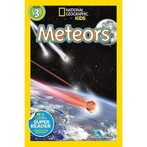 National Geographic Readers Meteors by Melissa Stewart - Paperback