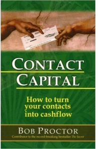 Contact Capital by Bob Proctor - Paperback