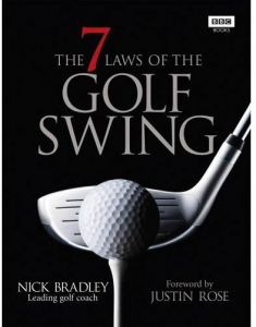 The Seven Laws of the Golf Swing by Nick Bradley - Paperback