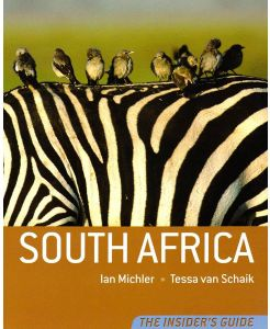 South Africa The Insider's Guide by Ian Michler - Paperback