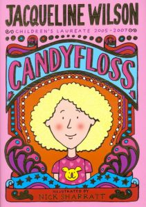 Candy Floss by Jacqueline Wilson - Hardcover