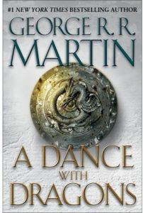 A Dance With Dragons by George R. R. Martin - Paperback