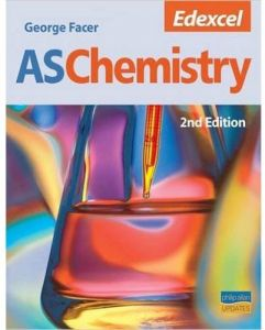 Edexcel AS Chemistry 2nd Edition by George Facer - Paperback
