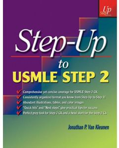 Step-Up to USMLE Step 2 by Jonathan P. Van Kleunen - Paperback