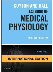 Guyton and Hall Textbook of Medical Physiology Thirteenth Edition by John E. Hall - Paperback