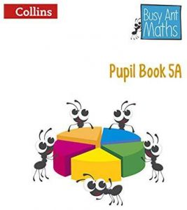Collins Busy Ant Maths Pupil Book 5A by Jeanette A. Mumford - Paperback