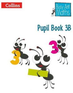 Collins Busy Ant Maths Pupil Book 3B by Jeanette Mumford - Paperback