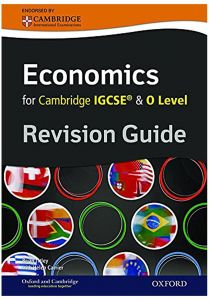 Economics for Cambridge IGCSE and O Level Revision Guide by Brian Titley - Paperback