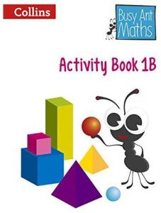 Busy Ant Maths Activity Book 1B by Jo Power - Paperback