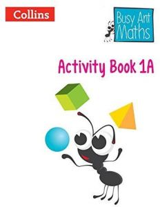Busy Ant Maths Activity Book 1A by Jo Power - Paperback