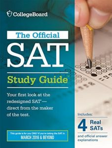 The Official SAT Study Guide - Paperback