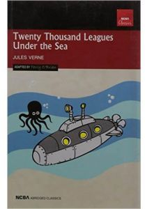 Twenty Thousand Leagues Under the Sea by Jules Verne - Paperback