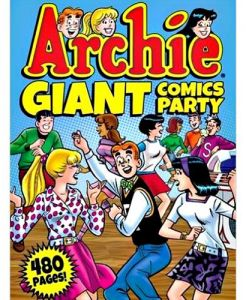 Archie Giant Comics Party by Archie Superstars - Paperback