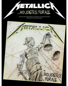 Metallica: And Justice For All Guitar TAB: