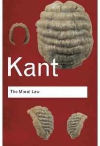 Rc Series Bundle: The Moral Law: Groundwork Of The Metaphysics Of Morals by Immanuel Kant - Paperback