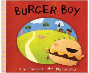 Burger Boy by Alan Durant - Paperback