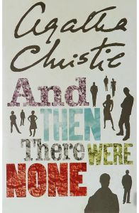 And Then There Were None by Agatha Christie - Paperback