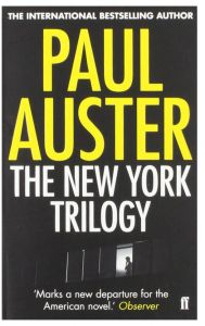 New York Trilogy by Paul Auster - Paperback