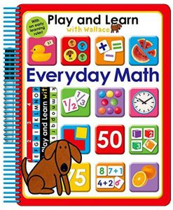Play and Learn with Wallace: Everyday Math by Roger Priddy