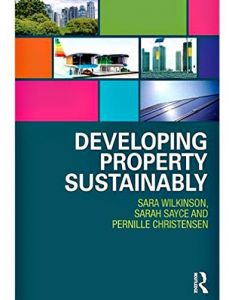 Developing Property Sustainably by Pernille H. Christensen - Paperback
