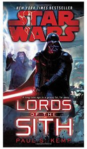 Lords Of The Sith: Star Wars by Paul S. Kemp - Paperback