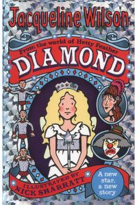 Diamond by Jacqueline Wilson - Paperback