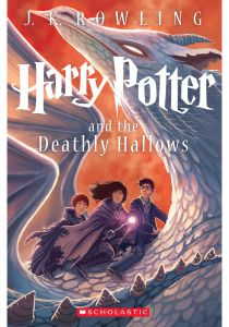 Harry Potter and the Deathly Hallows by J. K. Rowling - Paperback