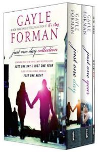 Just One Day Collection by Gayle Forman - Paperback