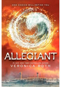 Allegiant Divergent by Veronica Roth - Paperback