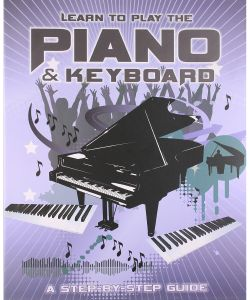 Learn to Play the Piano Keyboard by Nick French - Hardcover