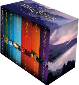 Harry Potter The Complete Collection by J. K. Rowling - Paperback