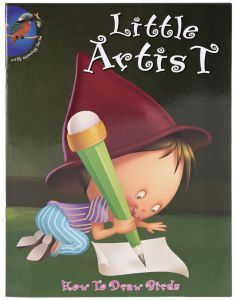 Little Artist; How to Draw Birds by Young Angels - Paperback