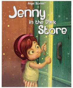 Jenny in the Dark Store by Young Angels - Paperback
