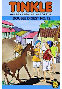 Tinkle Where Learning Meets Fun Double Digest No. 12 by Anant Pai - Paperback