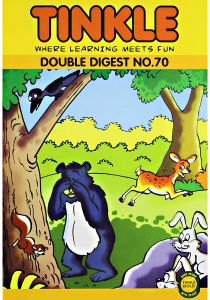 Tinkle Where Learning Meets Fun Double Digest No. 70 by Anant Pai - Paperback