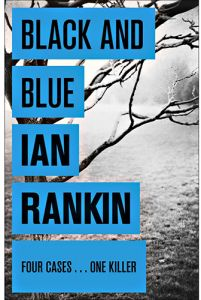 Black and Blue by Ian Rankin - Paperback