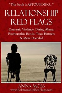 The Big Book of Relationship Red Flags by Anna Moss - Paperback