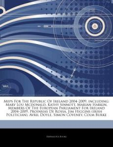 Articles on Meps for the Republic of Ireland 2004